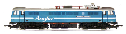 Class 86 Electric Locomotive - University Of East Anglia