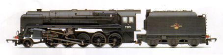 Class 9F Locomotive (Weathered)
