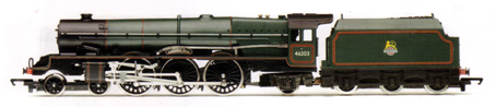Princess Class Locomotive - Princess Margaret Rose