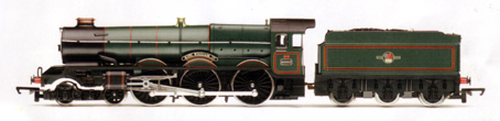 King Class Locomotive - King William IV