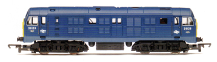 Class 29 Diesel Electric Locomotive