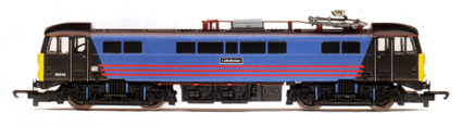 Class 86 Electric Locomotive - Caledonian