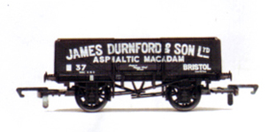 James Durnford 5 Plank Wagon