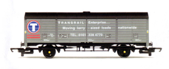 Transrail 45 Ton VDA Closed Van