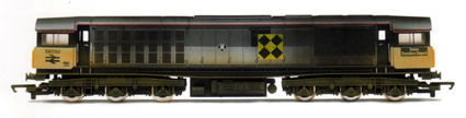 Class 58 Diesel Locomotive (Weathered)