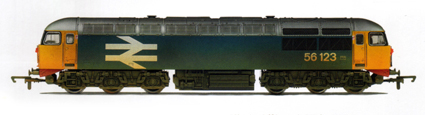 Class 56 Diesel Electric Locomotive (Weathered)