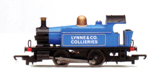 Lynne & Co Collieries 0-4-0T Locomotive