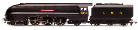 Coronation Class Locomotive - City Of Edinburgh