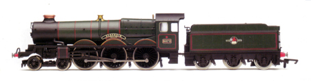 Castle Class Locomotive - Blenheim