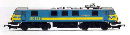 Class 90 Bo-Bo Electric Locomotive - Vrachtverbinding