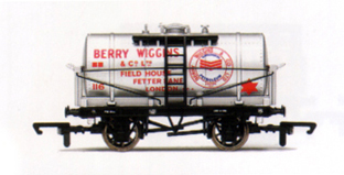 Berry Wiggins 12 Ton Tank Wagon