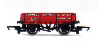 Cammell Laird 3 Plank Wagon