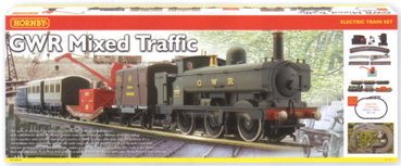 G.W.R. Mixed Traffic Set