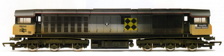 Class 58 Diesel Locomotive - Ratcliff Power Station (Weathered)