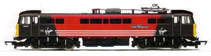 Class 86 Electric Locomotive - Josiah Wedgwood