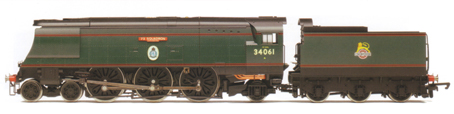 Battle Of Britain Class Locomotive - 73 Squadron