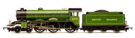 Class B17/4 Locomotive - Sheffield Wednesday