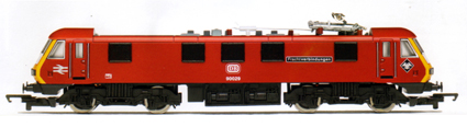 Class 90 Bo-Bo Electric Locomotive - Frachtverbindungen