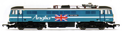 Class 86 Electric Locomotive - Golden Jubilee