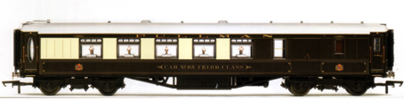 Pullman 3rd Class Brake Car No.65