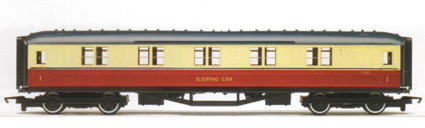 B.R. Sleeper Coach