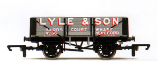 Lyle & Son 5 Plank Wagon