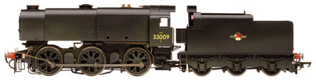 Class Q1 Locomotive (Weathered)