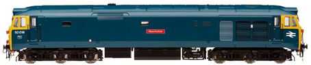 Class 50 Co-Co Diesel Electric Locomotive - Resolution