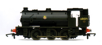 Class J94 Locomotive (Weathered)