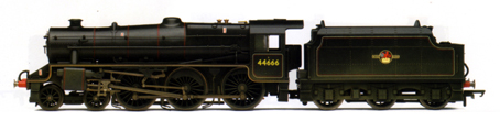 Class 5 Locomotive (Weathered)