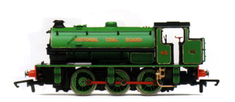 NCB 0-6-0ST Locomotive  - National Coal Board