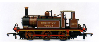 0-6-0 Terrier Locomotive - Brighton Works