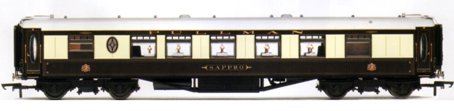 Pullman 1st Class Kitchen Car Sappho