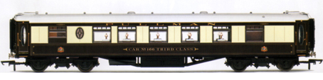 Pullman 3rd Class Kitchen Car No.166