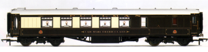 Pullman 3rd Class Brake Car No.161