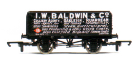 I.W. Baldwin & Co 7 Plank Wagon