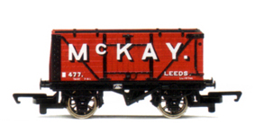 McKay End Tipping Open Wagon