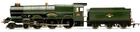 Castle Class Locomotive - Pendennis Castle