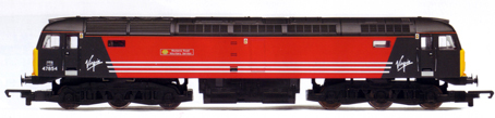 Class 47 Diesel Electric Locomotive - Womens Royal Voluntary Service