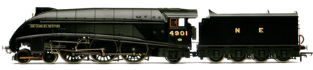 Class A4 Locomotive - Sir Charles Newton