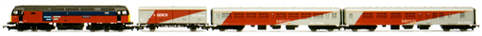 Serco Railtest Train Pack (Class 47 - Isle Of Iona)