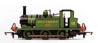 0-6-0 Terrier Locomotive - Ventnor