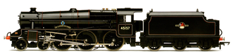 Class 5 Locomotive - The Glasgow Highlander