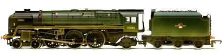Britannia Class 7MT Locomotive - Anzac (Weathered)