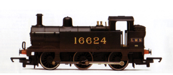 Class 3F 0-6-0T Locomotive (Weathered)
