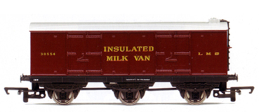 L.M.S. Insulated Milk Van