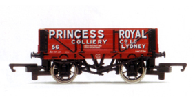 Princess Royal 4 Plank Wagon