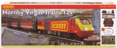 Hornby Virgin Trains 125