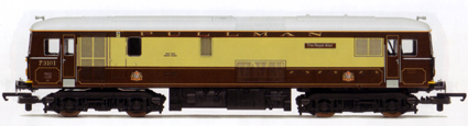 Class 73 Diesel Electric Locomotive - The Royal Alex