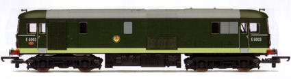 Class 73 Diesel Electric Locomotive